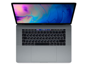Ноутбук Apple MacBook Pro 15 Touch Bar в аренду