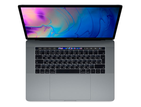 Ноутбук Apple MacBook Pro 15 Touch Bar в аренду