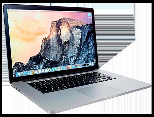 Ноутбук Apple MacBook Pro 15 в аренду
