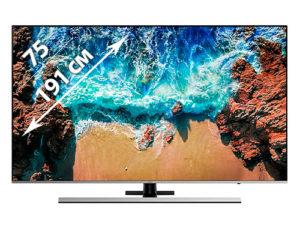Телевизор LG — Samsung 75 дюйма (191см) в аренду
