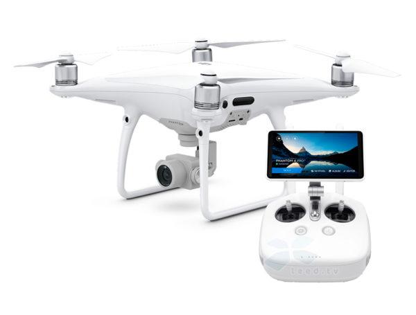 Квадрокоптер DJI Phantom 4 Pro в аренду