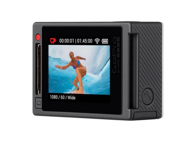 Экшн камера GoPro HERO 4 Silver Edition в аренду