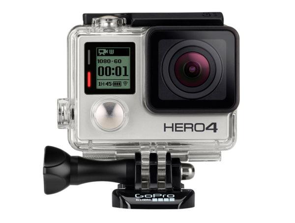 Экшн камера GoPro Hero 4 Black Edition в аренду