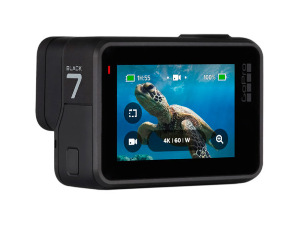 Экшн камера GoPro HERO 7 Black Edition в аренду