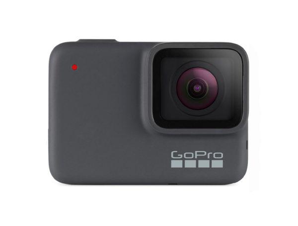 Экшн камера GoPro HERO 7 Silver Edition в аренду