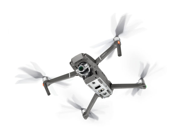 Квадрокоптер DJI Mavic 2 Zoom Combo в аренду