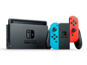 Игровая приставка Nintendo Switch в аренду