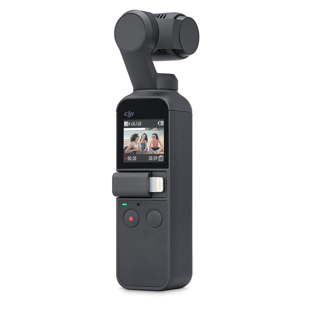 Экшн камера DJI Osmo Pocket в аренду