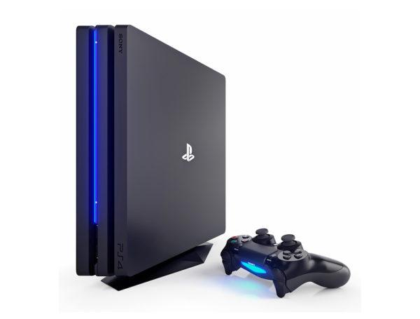 Sony PlayStation 4 Pro в аренду