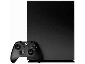 Приставка Microsoft Xbox One X в аренду