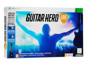 Xbox Guitar Hero в аренду