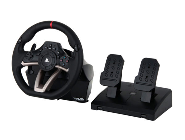 Руль с педалями HORI Racing Wheel Apex в аренду