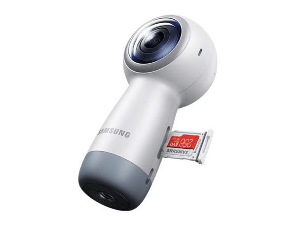 Камера Samsung Gear 360 в аренду