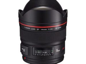 Объектив Canon EF 14 f/2.8 L II USM