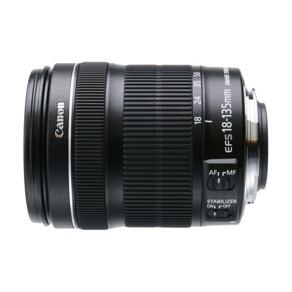 Аренда объектива Canon EF-S 18-135 f-3.5-5.6 IS