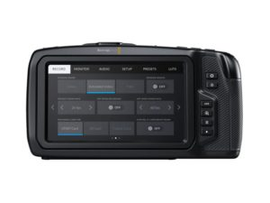 Аренда видеокамеры Blackmagic Pocket Cinema Camera 6K EF