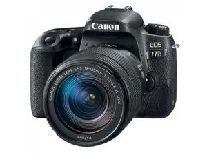 Аренда зеркального фотоаппарата Canon EOS 77D Kit EF-S 18-135mm f-3.5-5.6 IS USM 02
