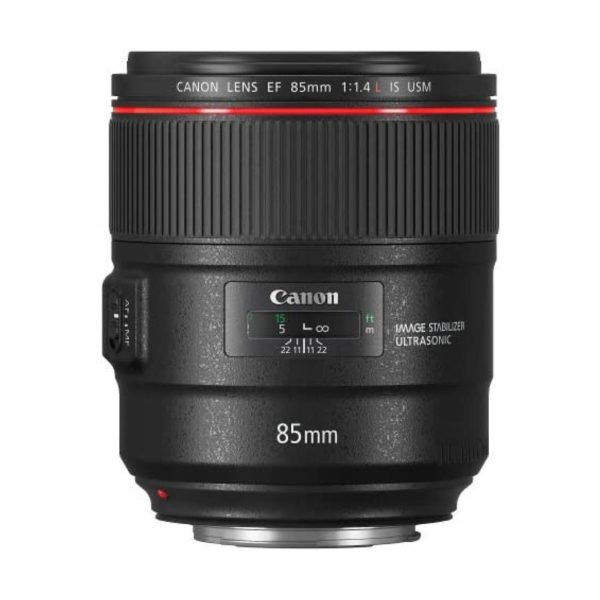 Аренда объектива Canon EF 85 f-1.4 L IS USM