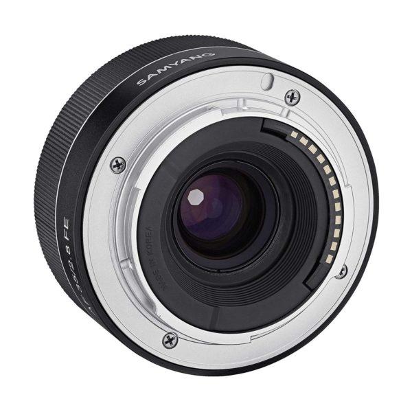 Аренда объектива Samyang AF 35 f-2.8 FE Sony E