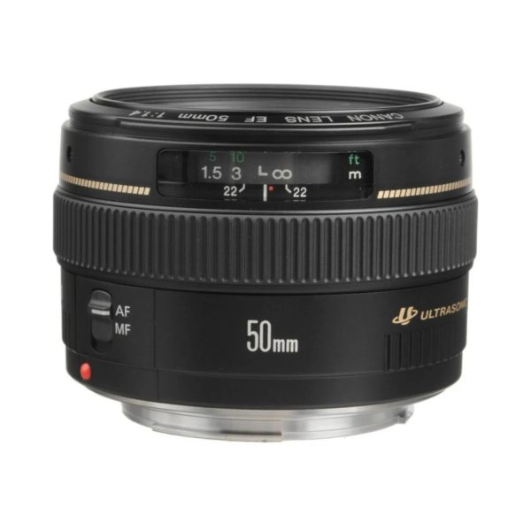 Аренда объектива Canon EF 50 f-1.4 USM