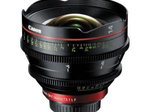 Аренда объектива Canon CN-E 14mm T3.1 L F|02