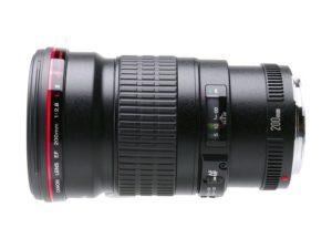 Аренда объектива Canon EF 200 f-2.8 L II USM|02