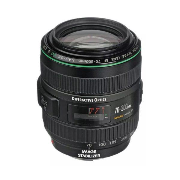 Аренда объектива Canon EF 70-300 f-4.5-5.6 DO IS USM