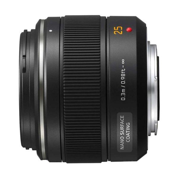 Аренда объектива Panasonic Leica 25 f-1.4 Asph DG Summilux