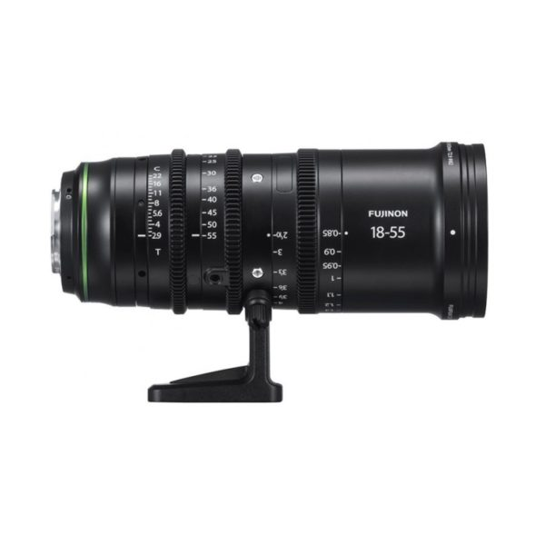Аренда объектива Fujinon MKX 18-55 T2.9