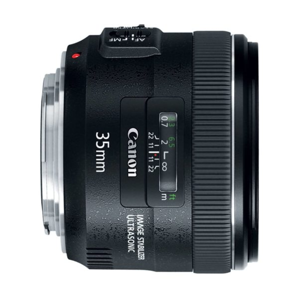 Аренда объектива Canon EF 35 f-2.0 IS USM