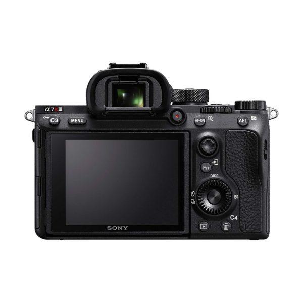 Аренда фотоаппарата Sony Alpha 7R III body|02