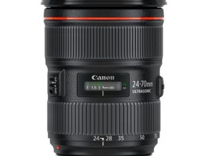 Аренда объектива Canon EF 24-70 f-2.8 L USM II