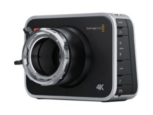 Аренда видеокамеры Blackmagic Production Camera 4K PL 02
