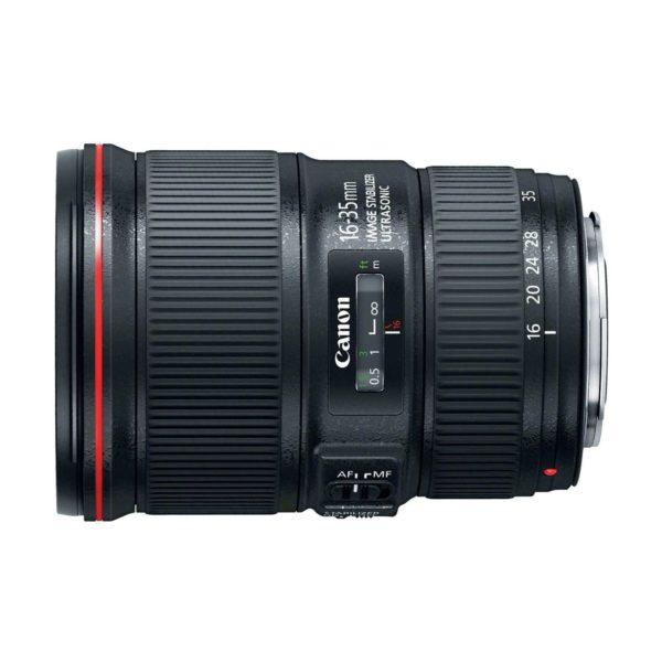 Аренда объектива Canon EF 16-35 f-4.0 L IS USM