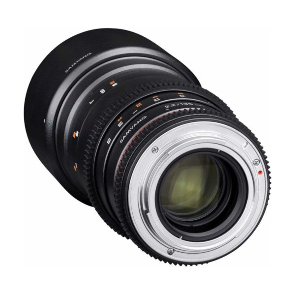 Аренда объектива Samyang 135 T2.2 VDSLR ED UMC Canon