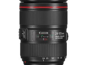 Аренда объектива Canon EF 24-105 f-4.0 L IS II USM|02