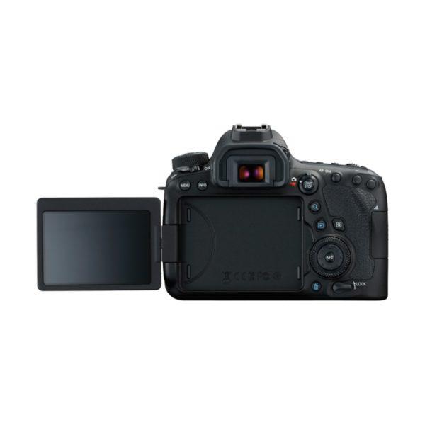 Аренда зеркального фотоаппарата Canon EOS 6D Mark II