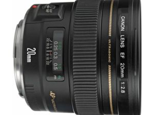 Аренда объектива Canon EF 20 f-2.8 USM