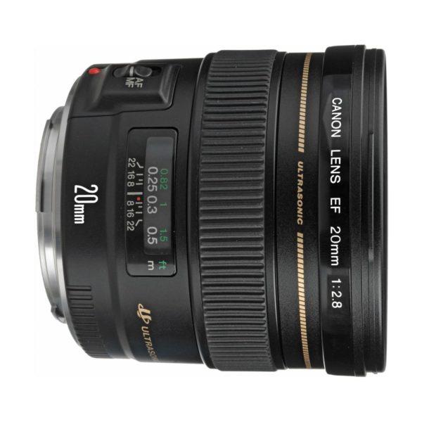Аренда объектива Canon EF 20 f-2.8 USM|03