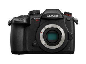 Аренда системного фотоаппарата Panasonic Lumix GH5S 02