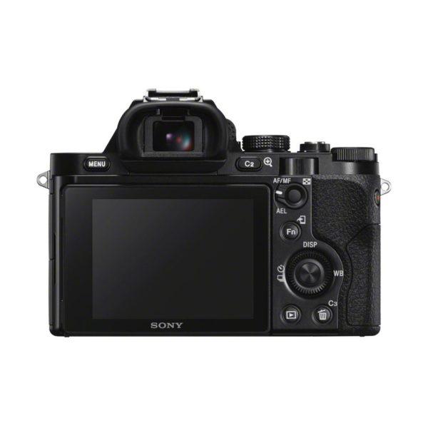 Аренда фотоаппарата Sony Alpha 7S body