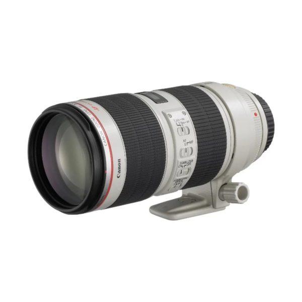 Аренда объектива Canon EF 70-200mm f-2.8 L IS USM