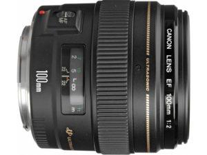 Аренда объектива Canon EF 100 f-2.0 USM
