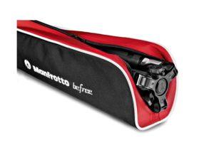 Аренда штатива и шаровой головки для фотокамеры Manfrotto MKBFRLA4BK-BH Befree Advanced Travel Lever|03