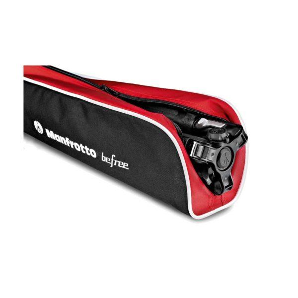 Аренда штатива и шаровой головки для фотокамеры Manfrotto MKBFRLA4BK-BH Befree Advanced Travel Lever