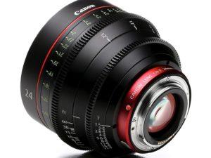 Аренда объектива Canon CN-E 24 T1.5 L F