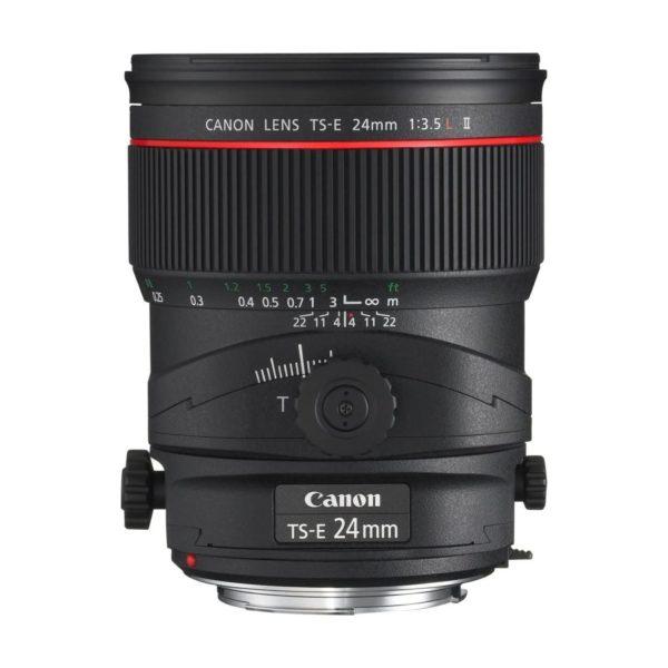 Аренда объектива Canon TS-E 24 f-3.5 L II