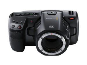 Аренда видеокамеры Blackmagic Pocket Cinema Camera 6K EF 02