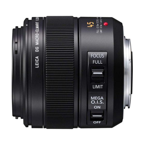 Аренда объектива Panasonic Leica 45 f-2.8 Asph O.I.S DG Macro-Elmarit