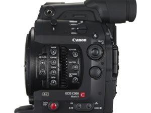 Аренда видеокамеры Canon C300 Mark II EF-Mount 02